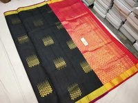 Pure Silk Soft Butta Saree
