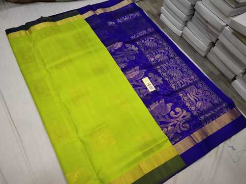 Pure Soft Silk Butta Saree