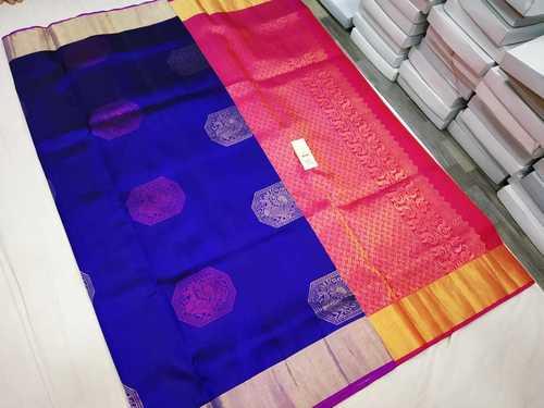 Soft Silk Butta Saree