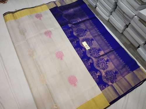 Soft Silk Butta Saree