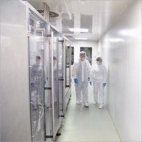 Corona Virus Lab Set Up