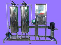 Fully Ss Ro Plant 500lph