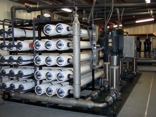 140m3/hr. Reverse Osmosis Plant