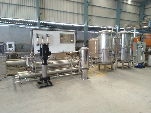 10000lph Mineral Water Bottling Plant
