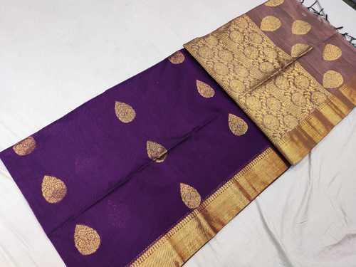 Semi Silk Cotton Saree