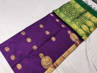Cotton Silk Butta Saree
