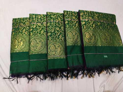 Silk Cotton Butta Saree