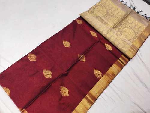 Cotton Butta Type Saree