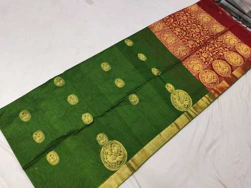 Silk Cotton Saree