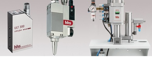 Baumer HHS Gluing System