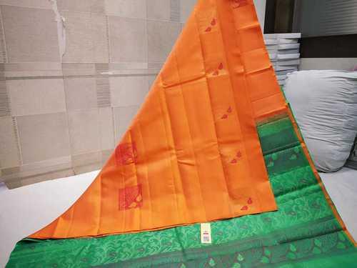 Pure Kanchipuram Silk Without Border