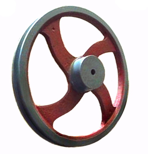 Cast Iron Inch Pulleys