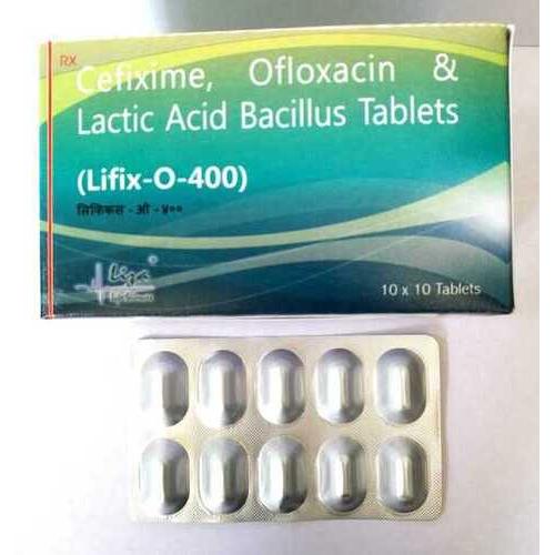 Lifix-o-400 Tab.