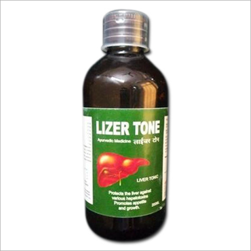 Lizer Tone Syrup.