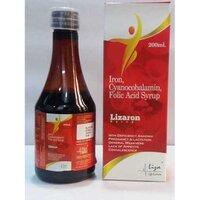 Lizaron Syrup.