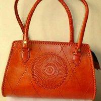 woman hands bags