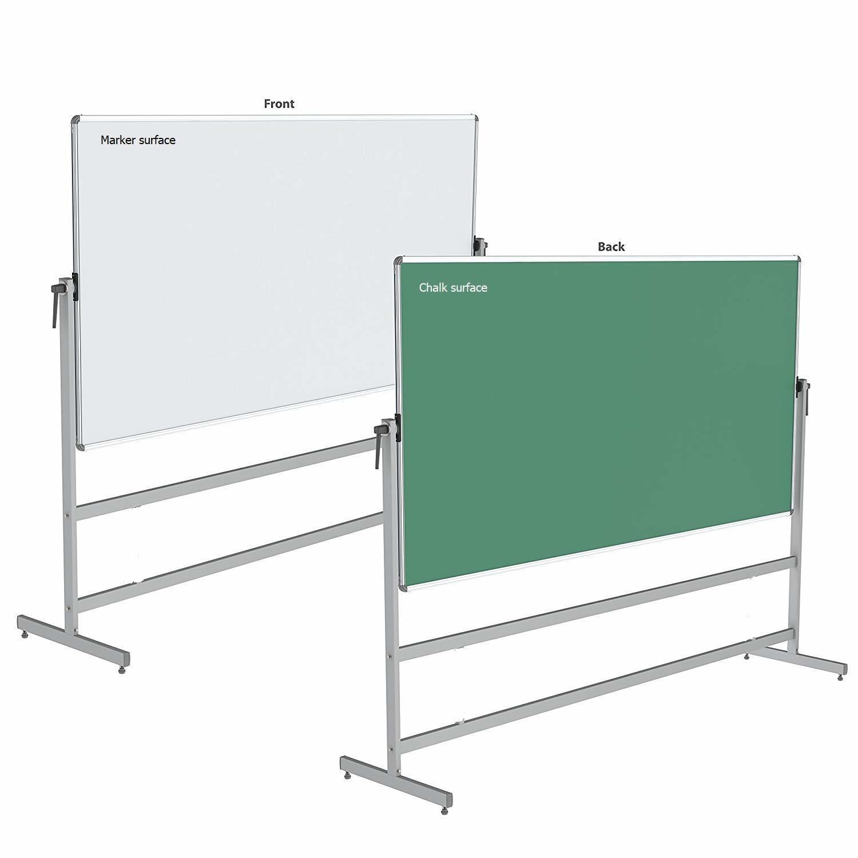 Revolving White Board Stand