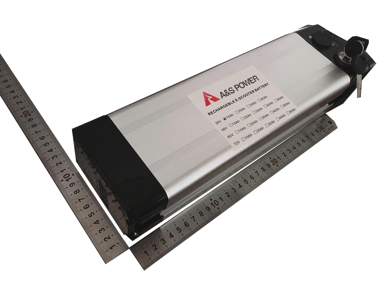 36V 15Ah li-ion E-Bike Battery