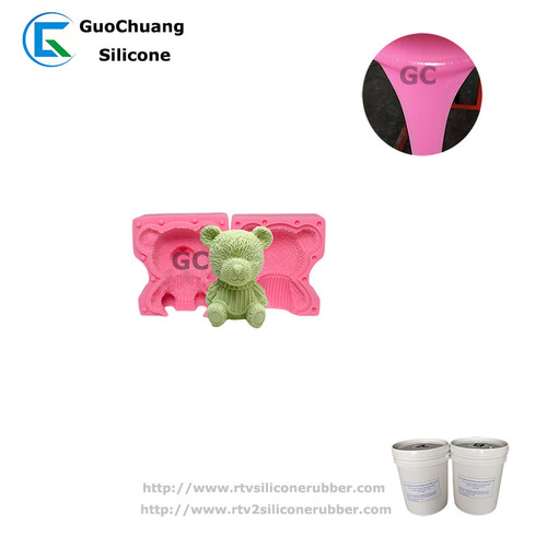 food grade platinum cure silicone rubber for candy chocolate molds