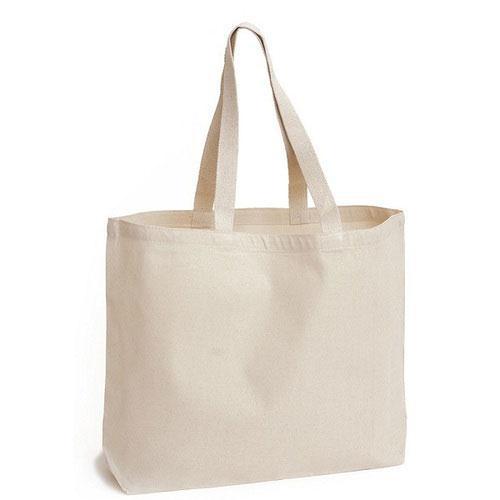 Canvas Plain Bags