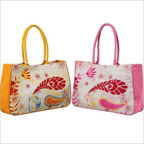 Jute Handled Bags