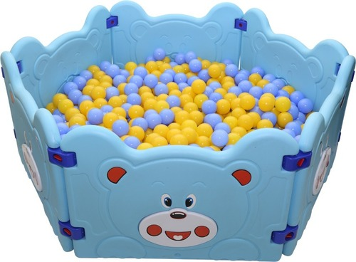Elephant Ball Pool (6 Pcs Set)