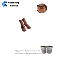 medical grade silicone rubber for prosthetic hand casting