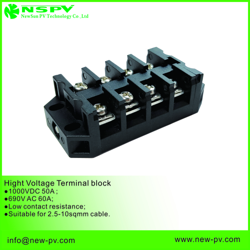2P-20P Screw Terminal Block