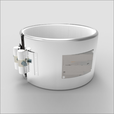 Ceramic Band Heaters for PVC Processing
