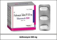 Azythromycin  200 mg./ 5ML