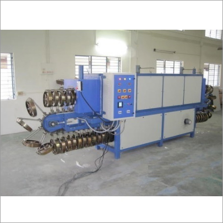 IR Heating Conveyor Oven for Brake Shoe Bonding