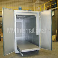 Electric Oven for HT LT Motors