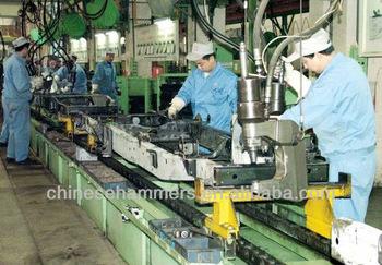 Hydraulic Riveting Machine Truck Frame Riveting Machine