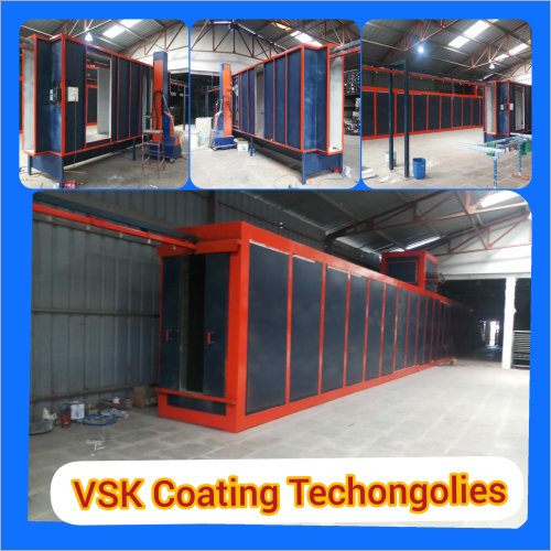 Power Coating Plant
