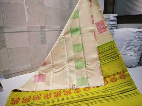Pure Silk Double Warp Silk saree