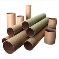 Textile Paper Plain Tube