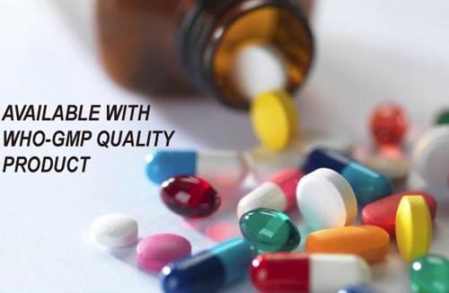 Cefpodoxime Potassium Clavulanate Tablets Certifications: Who-Gmp