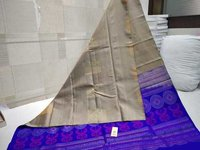 Pure Soft Silk Double Warp Saree