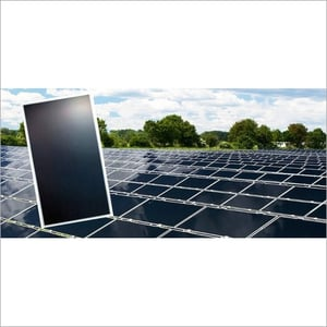Commercial Solar System Panel