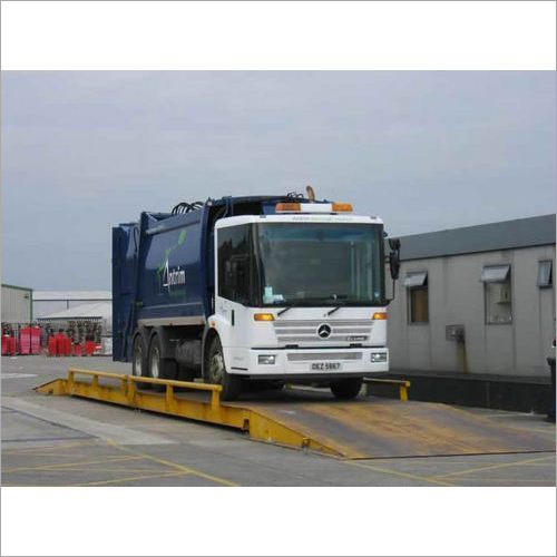 Mild Steel Material Road Weighbridge