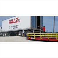 Mild Steel Logistics Weighbridge