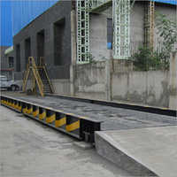 Mild Steel Weighbridge For Concrete Readymix Industry