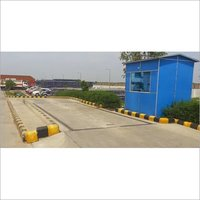 Weighbridge For TMT Bar Industry