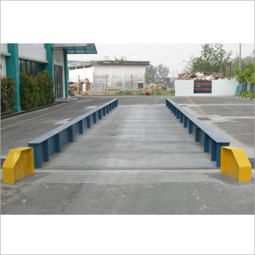 Steel Material Heavy Duty Weighbridge