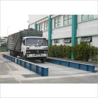 Mild Steel Computerized Weighbridge,