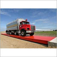 Mild Steel Pitless Type Weighbridge