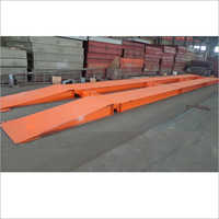 Mild Steel Weighbridge For Alloy Industry