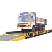 Mild Steel Weighbridge For Foundry