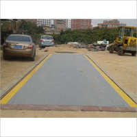Mild Steel Weighbridge For Crusher