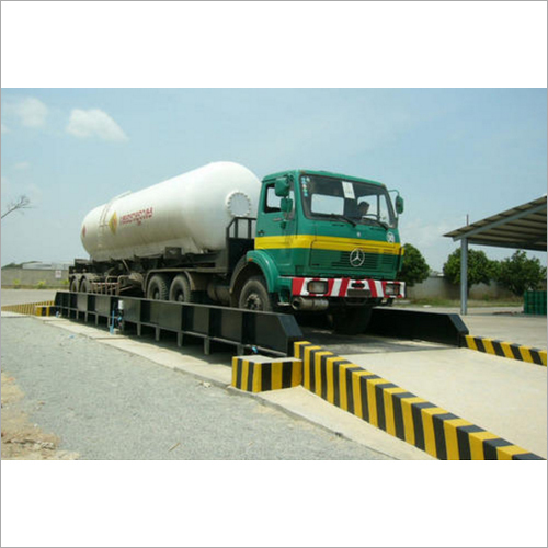 Mild Steel Weighbridge For Oil Industry